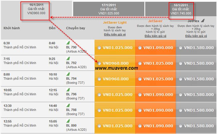 Xem ảnh so sánh giá mức giá 2 ngày gần nhau. Click vào hình để xem rõ hơn.