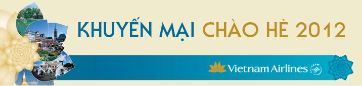 Chào hè 2012 của Vietnam Airlines