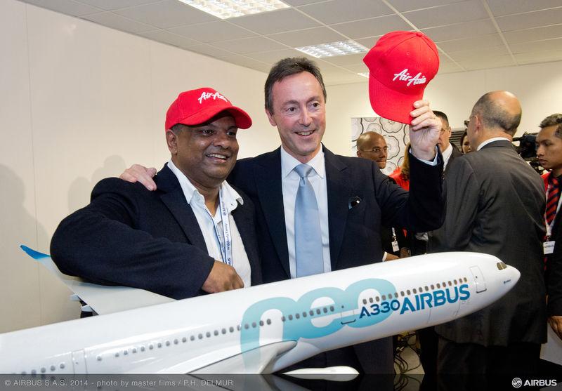 A330NEO Air Asia X