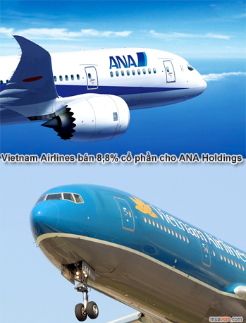 All Nippon Airways Vietnam Airlines