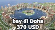 Vé máy bay đi Doha giá rẻ