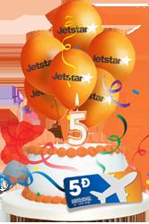 Jetstar 5 đồng