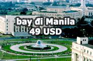 Vé máy bay đi Manila giá rẻ