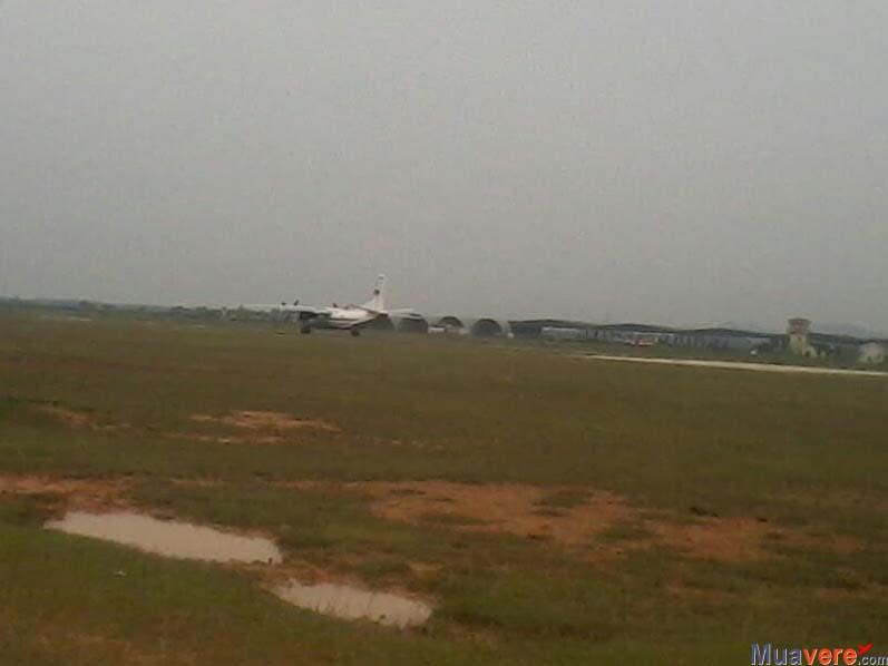 Sân bay Sao Vàng, Thọ Xuân, Thanh Hóa.