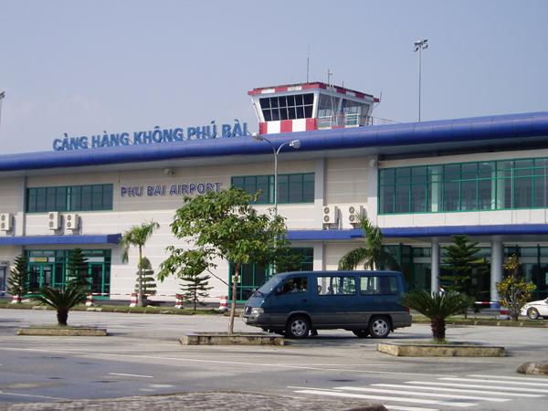 Sân bay Phú Bài - Huế