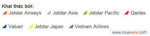 Vietnam airlines ket hop jetstar pacific