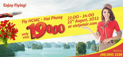 ve may bay Hochiminh-Haiphong 19000