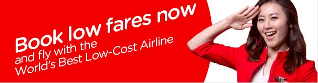 Airsia giá rẻ