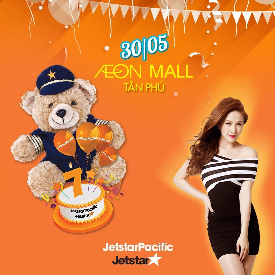 ve 0 dong Jetstar Aeon Mall