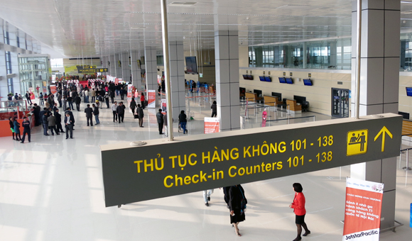 Check in ở sân bay sẽ thắt chặt hơn kể từ ngày 8/3/2014.
