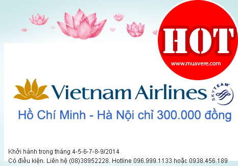 ve-may-bay-300000-ho-chi-minh-ha-noi-vietnam-airlines
