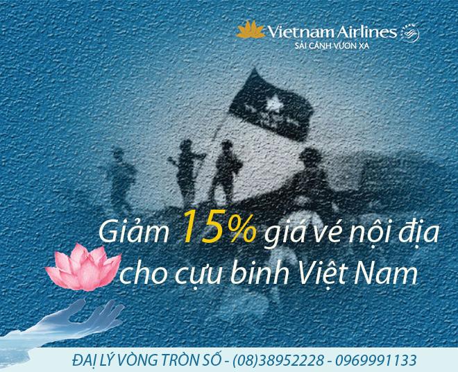 vietnam-airlines-giam-gia-cho-cuu-binh-viet-nam